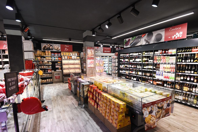 Doro Daily - Supermercato La Spezia via Fiume - Cruciani Group