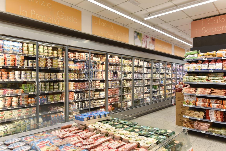 Conad - Supermercato San Cleto Papa, Roma - Cruciani Group