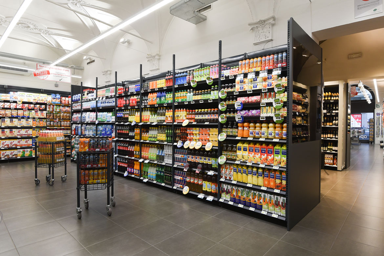 Pam Local - Supermercato via Cavour, Firenze - Cruciani Group