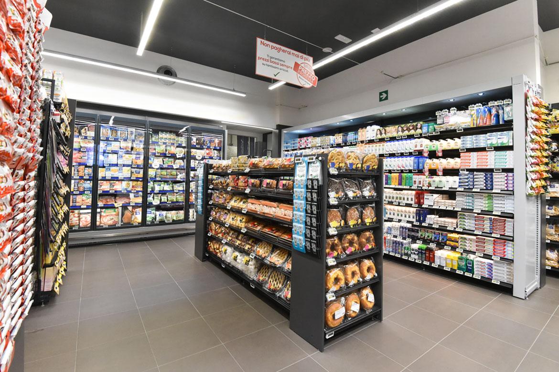 Pam Local - Supermercato Barberini Roma - Cruciani Group