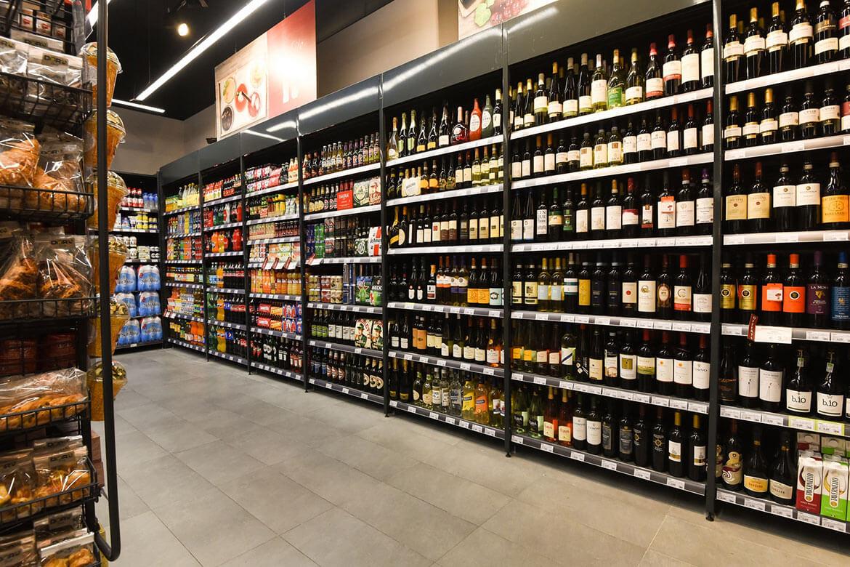 Doro Daily - Supermercato via Don Minzoni, La Spezia - Cruciani Group