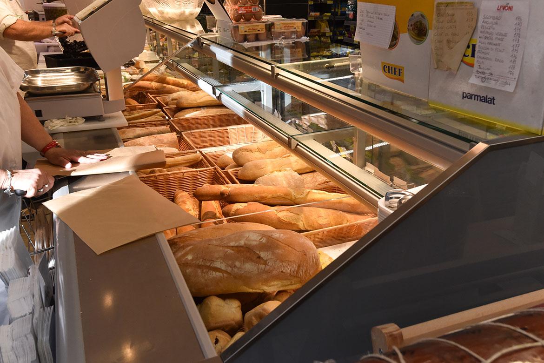 Di Sante Alimentari - Supermercato Via Piero Foscari Roma - Cruciani Group