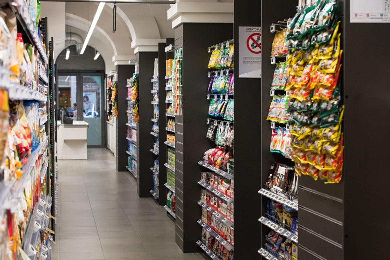 Pam Local - Supermercato via delle Quattro Fontane, Roma - Cruciani Group