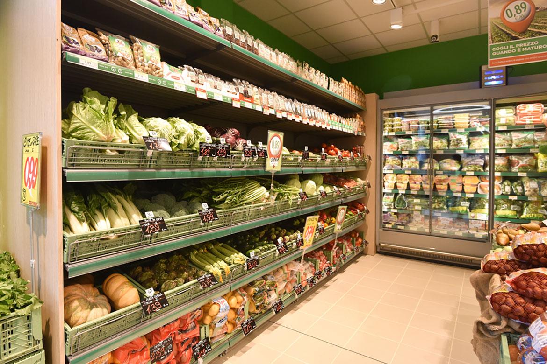 Tigre - Supermercato Viterbo - Cruciani Group