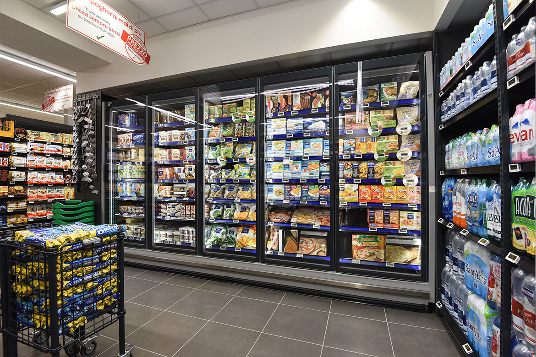 Pam Local - Supermercato viale Giulio Agricola Roma - Cruciani Group