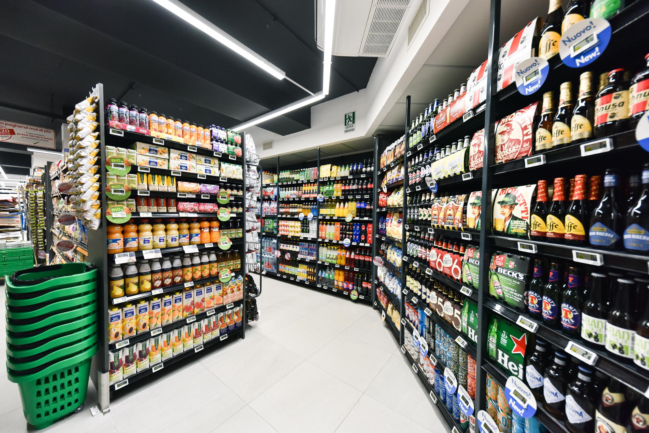 Supermercato Pam in Via Flaminia