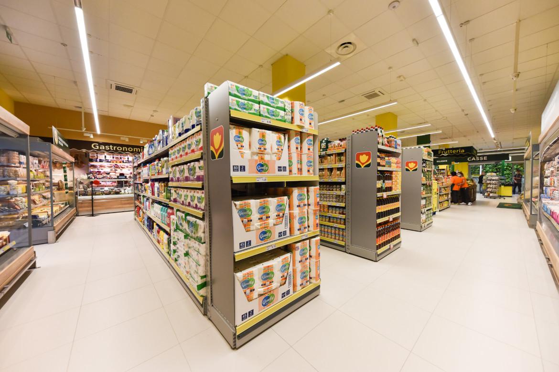 Supermercato Todis Via Lusitania Roma